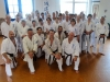 Group photo after Pete's shodan grading - June 2014