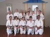 Dunedinish Seido members  at Matt's shodan - Te Awamutu Dojo - October 2012