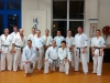 Post sparring class - April 2014