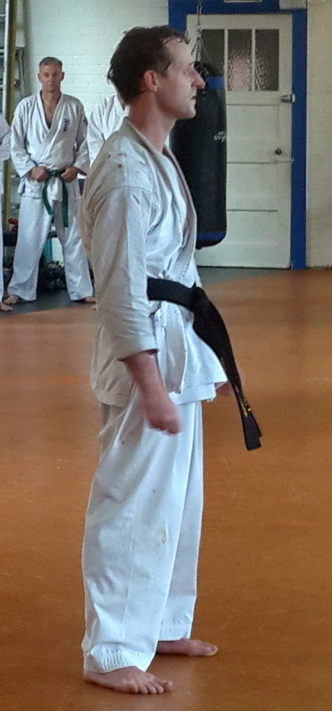 A new Shodan and his belt